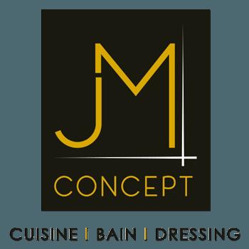 Cuisiniste en Vaucluse JM CONCEPT Logo